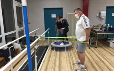 À Lille, le sport pour soulager les patients atteints d'un cancer cutané