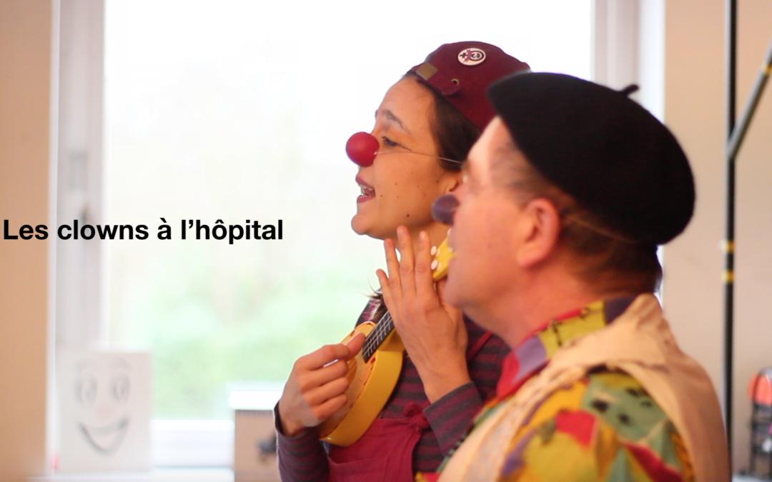 Les clowns à l'hôpital, un outil thérapeutique