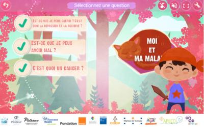 Lumine, le jeu qui fait la lumière sur le cancer chez les enfants
