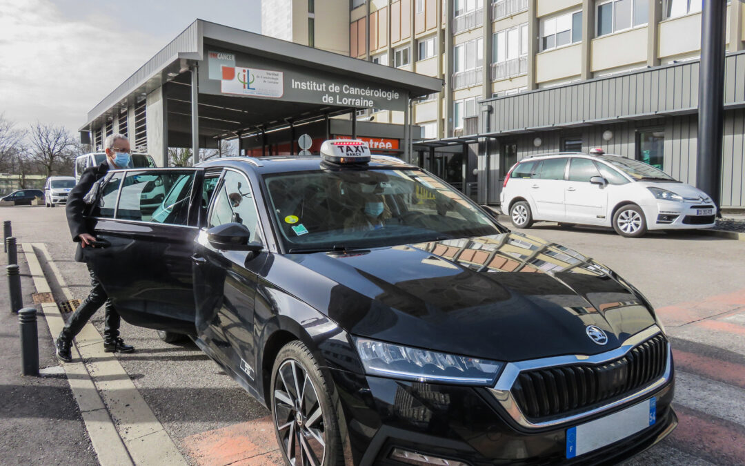 Taxis conventionnés : quand le transport participe au réconfort